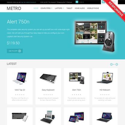 Metro Teal