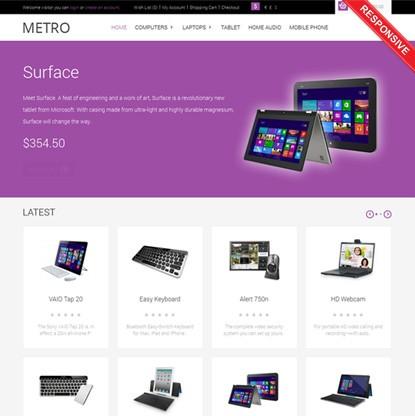 Metro Violet