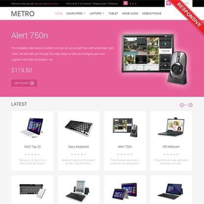Metro Pink