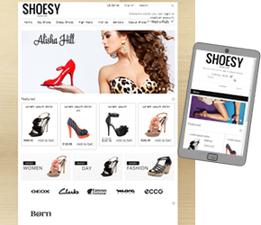 A essential solution for garment, footwear, fashion accessories and small retail products.